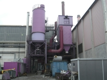 ETM - Rauchgasreinigungsanlage