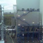 Elektrofilter - Entstaubungsanlage