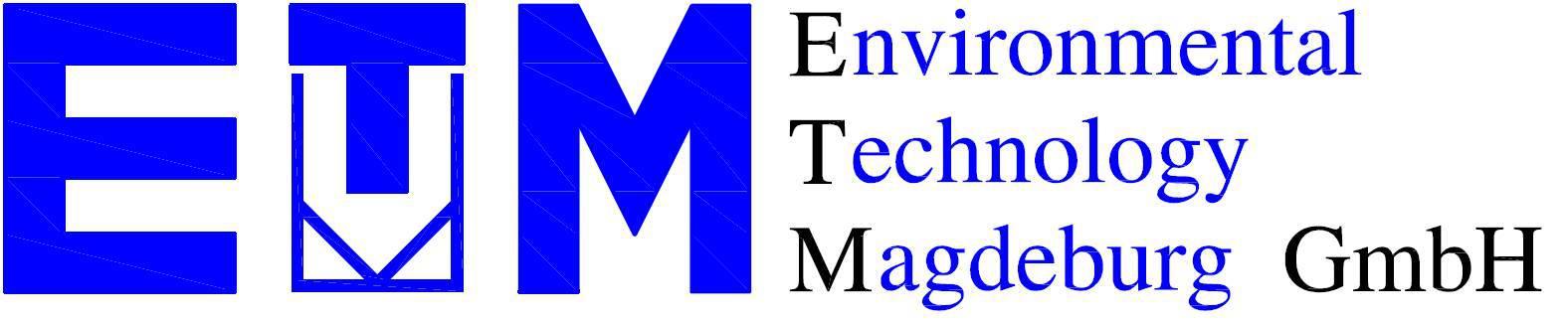 Firmenlogo Environmental Technology Magdeburg GmbH - Entstaubungsanlagen